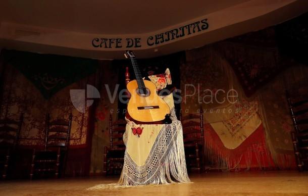 Interior 11 en Café de Chinitas