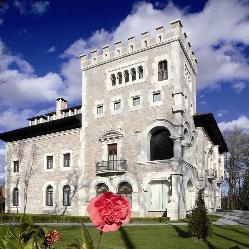 Hotel Castillo del Bosque la Zoreda en Asturias
