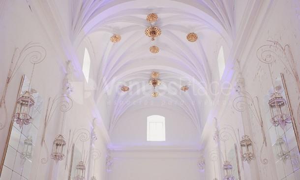 Interior 2 en Cartuja de Ara Christi