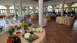 Catering para eventos en Hotel Fontecruz Ávila ****