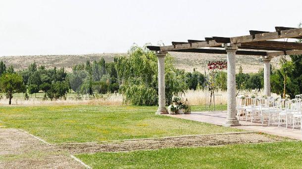 Montajes especiales para bodas en Hotel Fontecruz Ávila ****