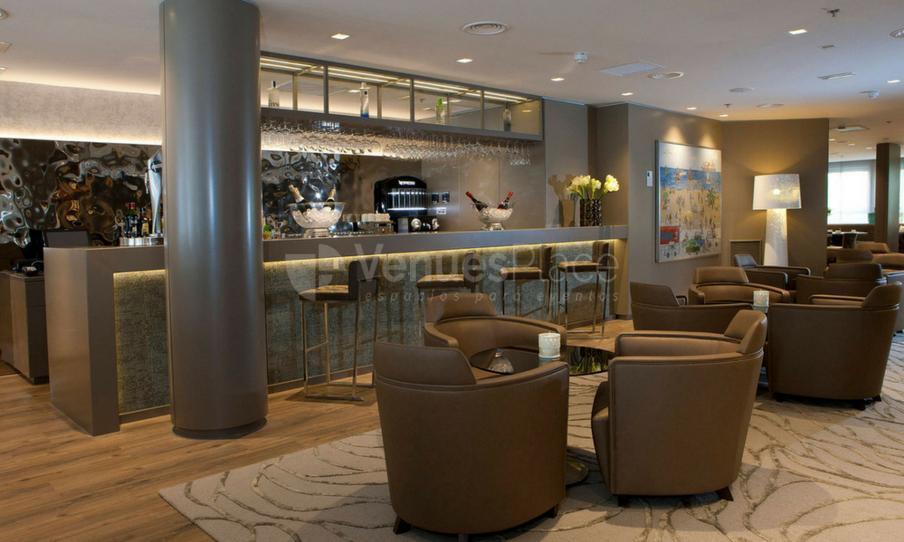 Interior 2 en AC Hotel Colón Valencia