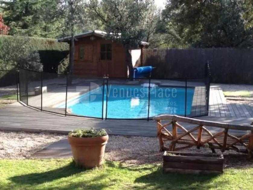 Eventos familiares en Villa Valle Sierra de Guadarrama