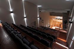 Anfiteatro del Auditorio, situado en la primera planta y con capacidad para 60.