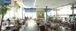 Cafetería en Playa Club La Coruña