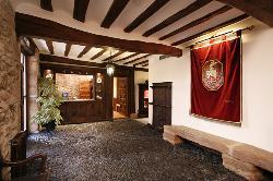 Interior Real Casona de las Amas