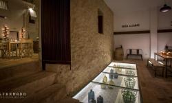 Interior 1 en Masía Aldamar