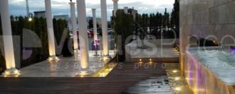 Salas de fiesta: Complejo Las Yucas