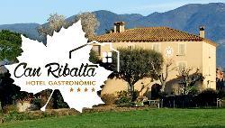 Hotel**** Can Ribalta- Restaurante La Perola en Barcelona