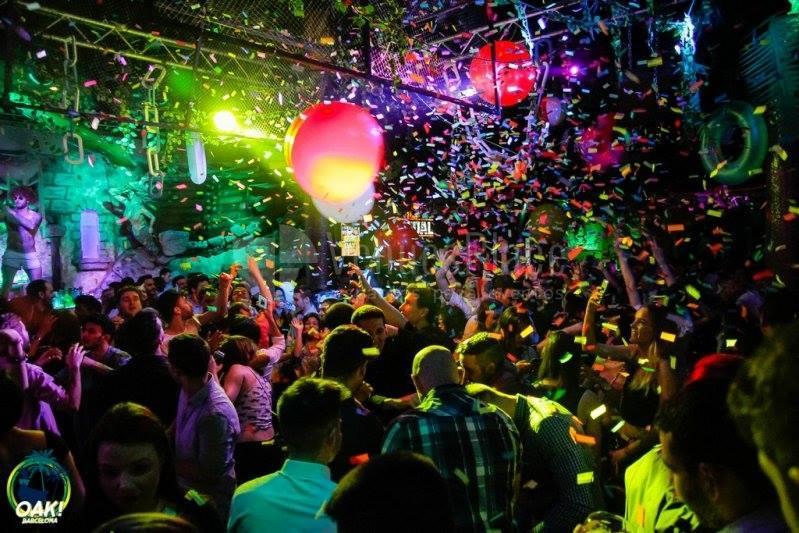Eventos especiales en Oak Barcelona