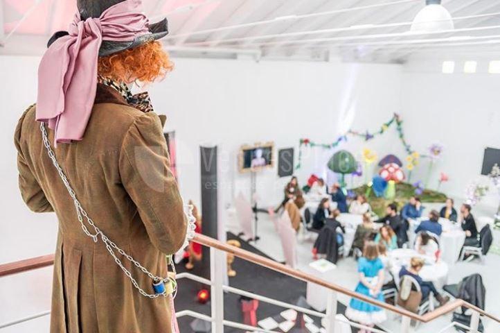Talleres y eventos en Nave creativa en Plaza Castilla