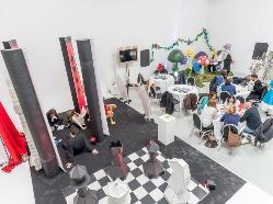Eventos personalizados en Nave creativa en Plaza Castilla
