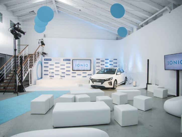 Eventos de motor, coches en Nave creativa en Plaza Castilla