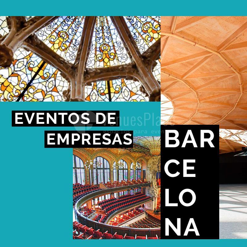 Eventos de empresa Barcelona