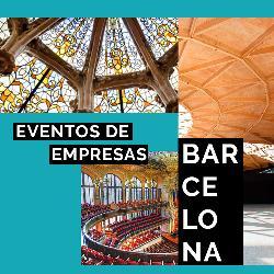 Espacios para celebrar eventos de empresa en Barcelona