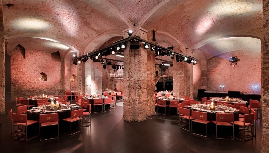 Sala 39 - Montaje Banquete