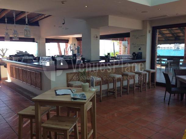 Barra Restaurante Tikitano