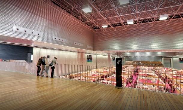 Interior 6 en Centro de Convenciones Bilbao Exhibition Centre BEC