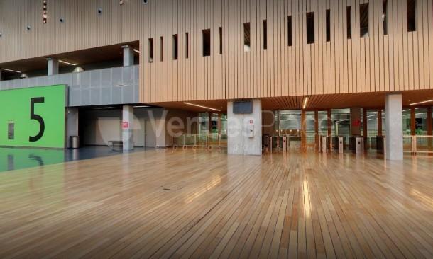 Interior 3 en Centro de Convenciones Bilbao Exhibition Centre BEC