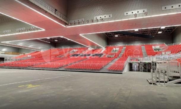 Interior 4 en Centro de Convenciones Bilbao Exhibition Centre BEC