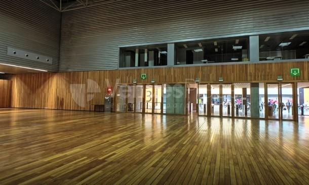 Interior 5 en Centro de Convenciones Bilbao Exhibition Centre BEC