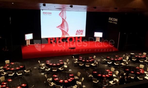 Montaje 12 en Centro de Convenciones Bilbao Exhibition Centre BEC