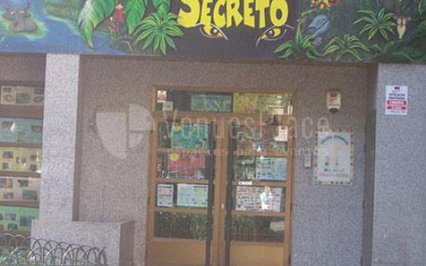 Exterior de Parque Secreto Fiestas Infantiles