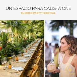 VenuesPlace ayuda a Calista One en su Summer Party 2018