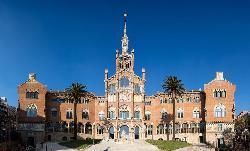 Sant Pau Recinte Modernista en Barcelona-Les Corts