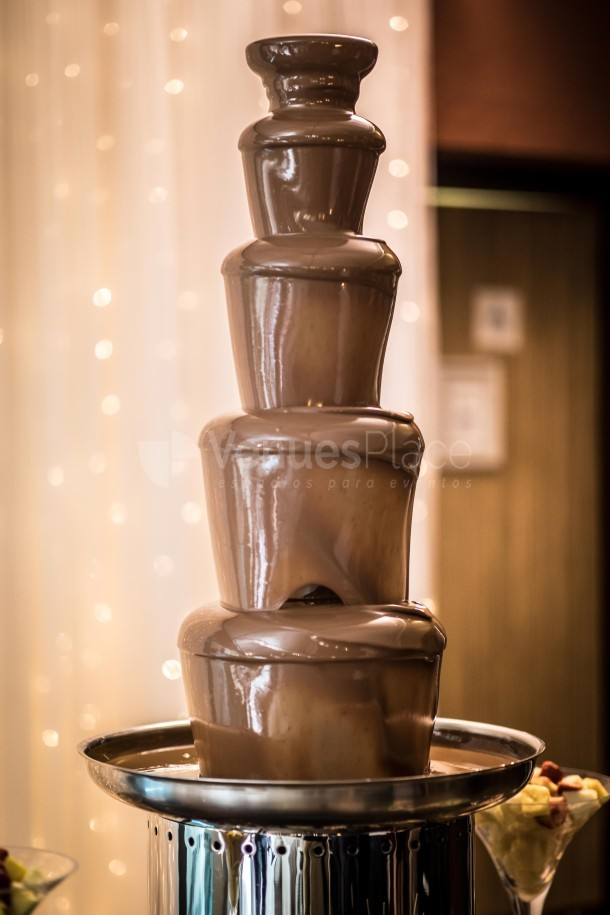 Fuente chocolate