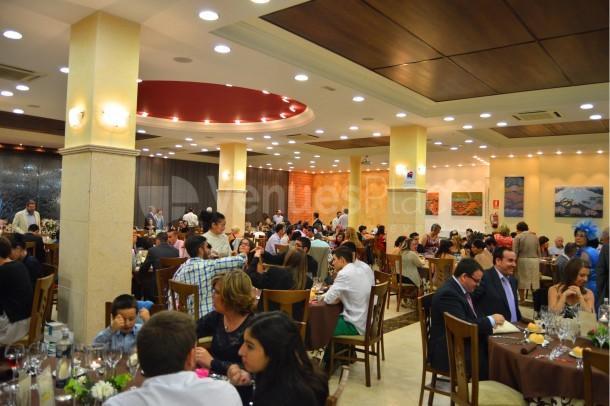 Interior 6 en Salón de celebraciones Balcones de Bentomiz