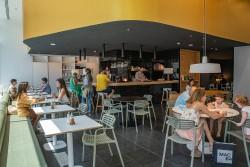 Interior 8 en Macba Cafè Chichalimoná