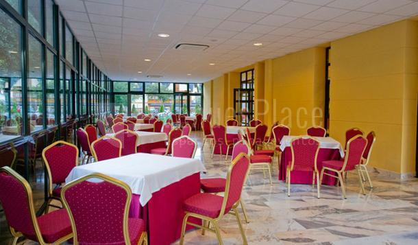 Salones Hotel La Castilla II