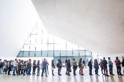 Montaje 2 en Palacio de congresos de Zaragoza