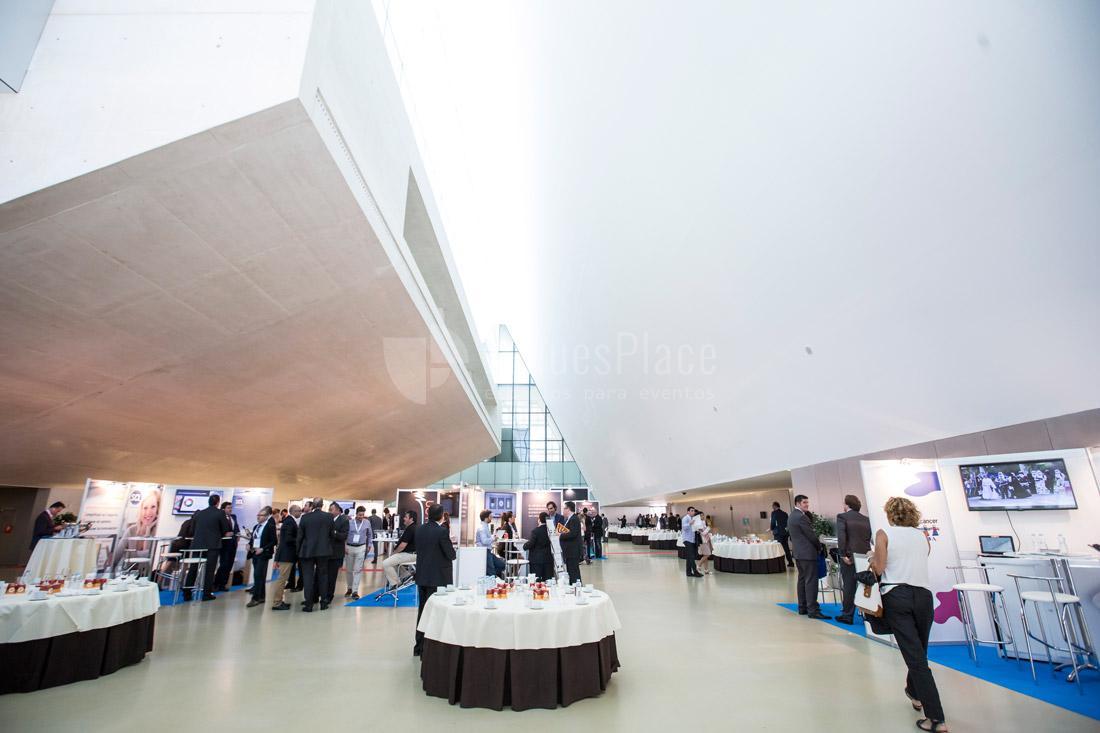 Montaje 8 en Palacio de congresos de Zaragoza