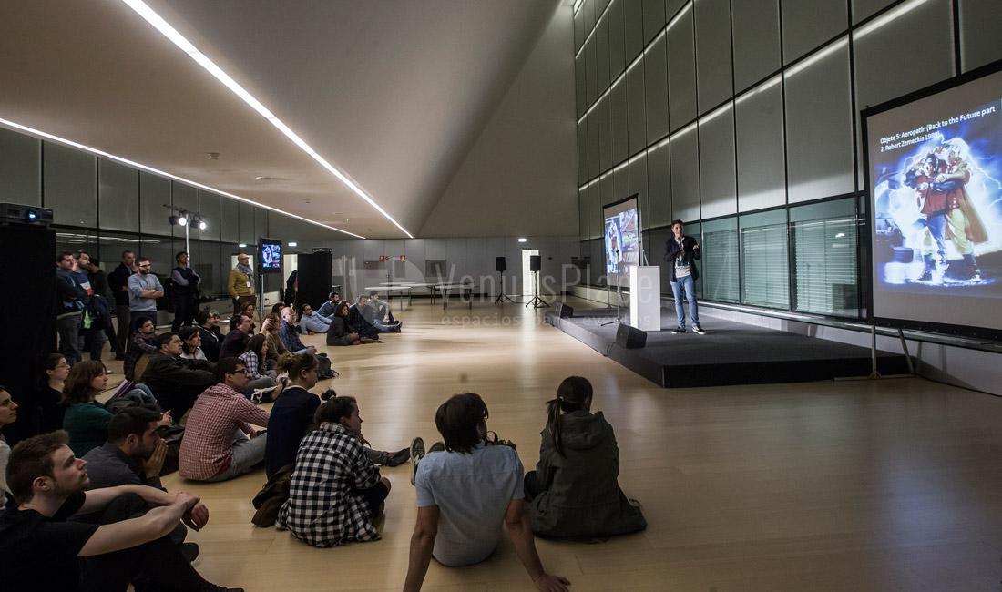Montaje 4 en Palacio de congresos de Zaragoza