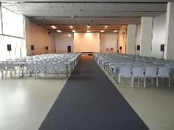 Montaje 1 en Palacio de congresos de Zaragoza