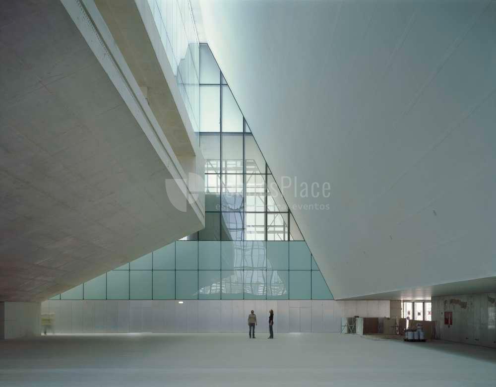 Interior 3 en Palacio de congresos de Zaragoza