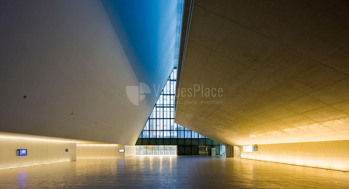 Interior 4 en Palacio de congresos de Zaragoza