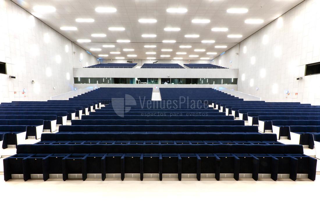 Interior 5 en Palacio de congresos de Zaragoza