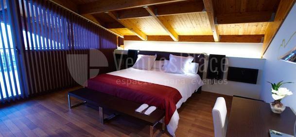Disfruta de las instalaciones del Hotel Bodega Eguren Ugarte