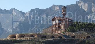 Salas de fiesta: Hotel Bodega Eguren Ugarte