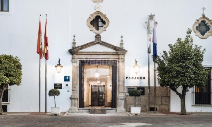 Exterior 1 en Parador de Mérida