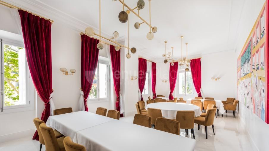 Interior 13 en Palacio del Limonar - Qulicua Catering
