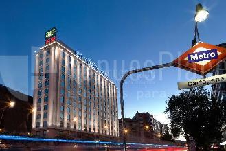 Hoteles para grupos para Bodas: Abba Madrid Hotel