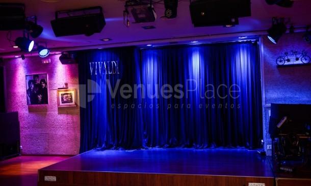 Interior 4 en Sala Vivaldi