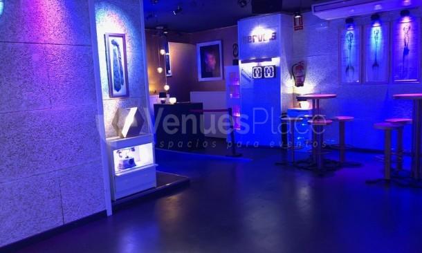 Interior 9 en Sala Vivaldi