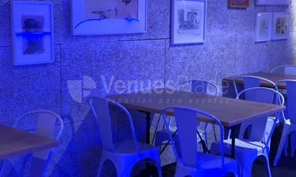Interior 2 en Sala Vivaldi