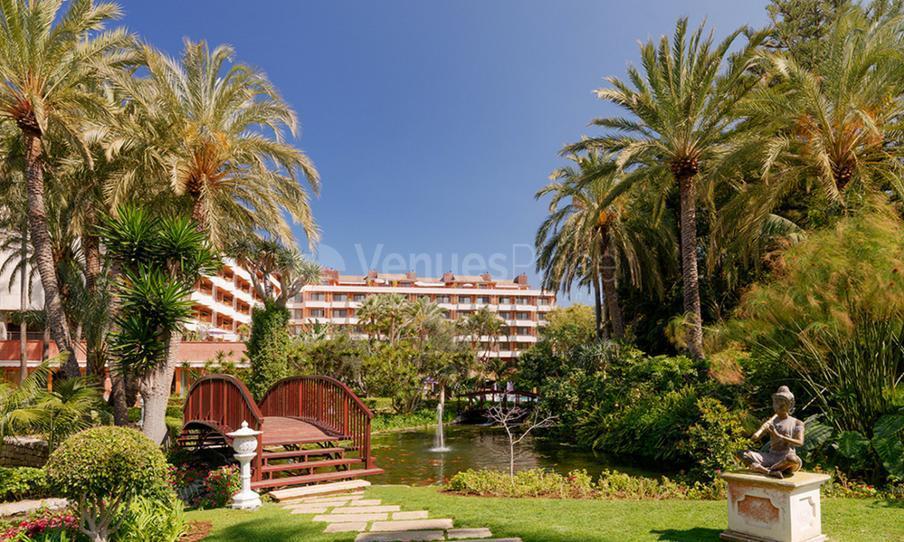 Exterior 7 en Hotel Botánico and the Oriental Spa Garden