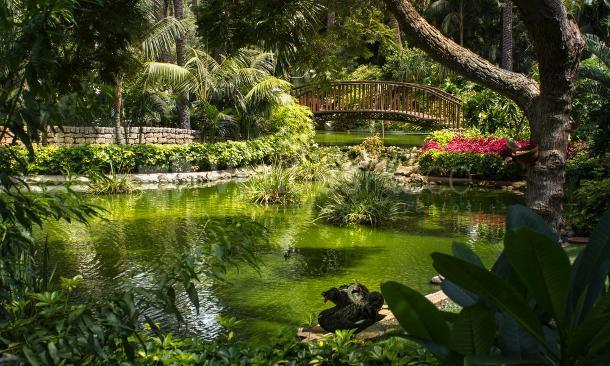 Exterior 2 en Hotel Botánico and the Oriental Spa Garden